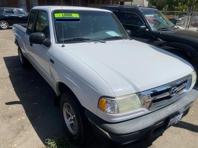 Mazda salvage cars for sale: 2003 Mazda B2300 Cab