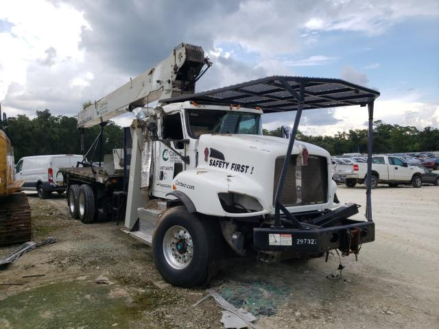 Salvage cars for sale from Copart Ocala, FL: 2013 Kenworth Construction