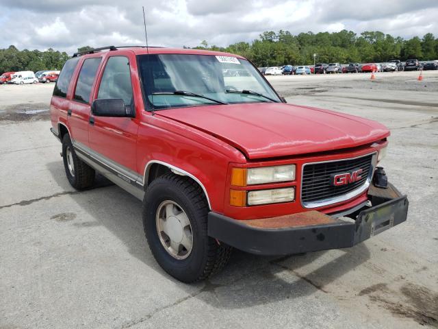 GMC Yukon salvage cars for sale: 1999 GMC Yukon
