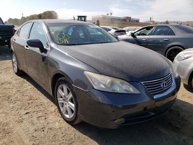 Salvage cars for sale from Copart San Martin, CA: 2008 Lexus ES 350