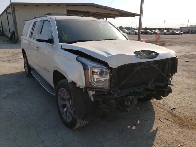 2015 GMC Yukon XL K en venta en Temple, TX