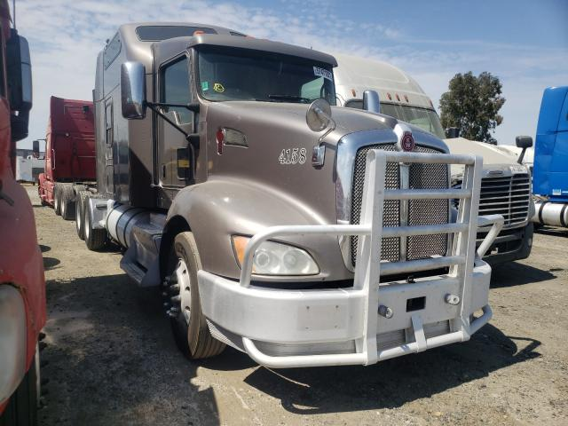 Upcoming salvage trucks for sale at auction: 2012 Kenworth Construction