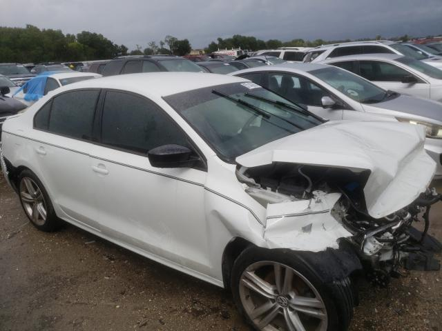 Salvage cars for sale from Copart Riverview, FL: 2016 Volkswagen Jetta S