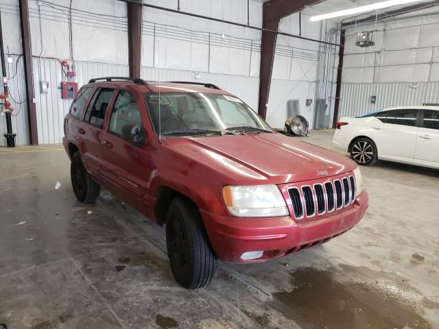 Salvage cars for sale from Copart Gastonia, NC: 2003 Jeep Grand Cherokee
