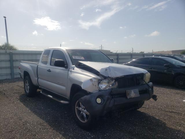 Vehiculos salvage en venta de Copart Miami, FL: 2005 Toyota Tacoma ACC
