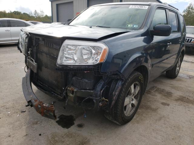 2011 HONDA PILOT EXL 5FNYF4H62BB001771