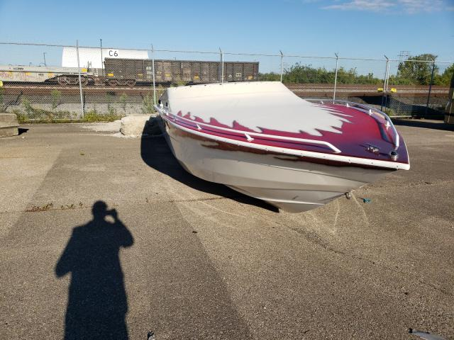 Salvage boats for sale at Moraine, OH auction: 1994 Other Boat