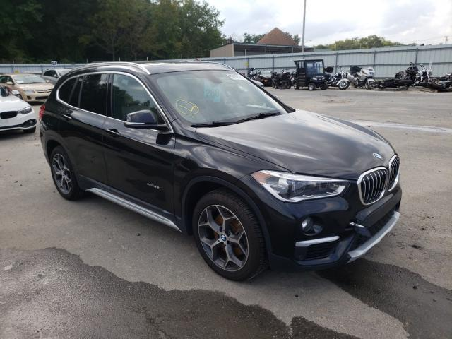Salvage cars for sale from Copart Glassboro, NJ: 2016 BMW X1 XDRIVE2