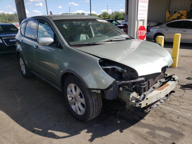 Vehiculos salvage en venta de Copart Fort Wayne, IN: 2006 Subaru B9 Tribeca