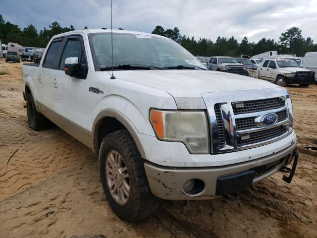 Salvage cars for sale from Copart Gaston, SC: 2009 Ford F150 Super