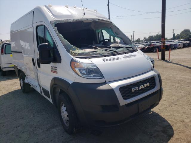 2019 Dodge RAM Promaster en venta en Los Angeles, CA