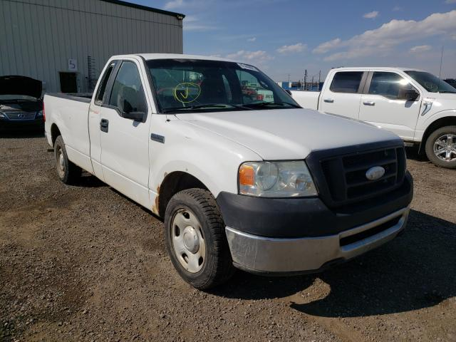Salvage cars for sale from Copart Rocky View County, AB: 2008 Ford F150