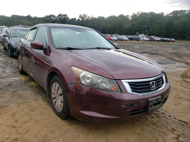 Salvage cars for sale from Copart Windsor, NJ: 2008 Honda Accord LX