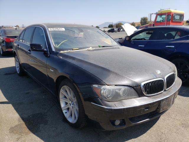 Vehiculos salvage en venta de Copart Martinez, CA: 2006 BMW 750 LI