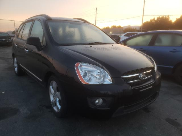 Salvage cars for sale from Copart Moraine, OH: 2008 KIA Rondo LX
