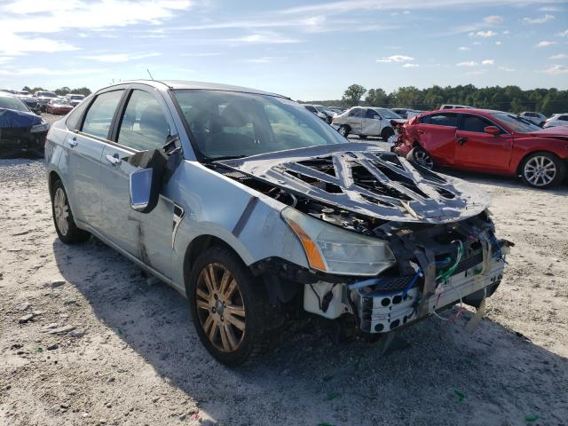 Salvage cars for sale from Copart Loganville, GA: 2008 Ford Focus SE