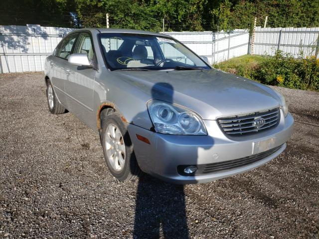Salvage cars for sale at London, ON auction: 2008 KIA Magentis