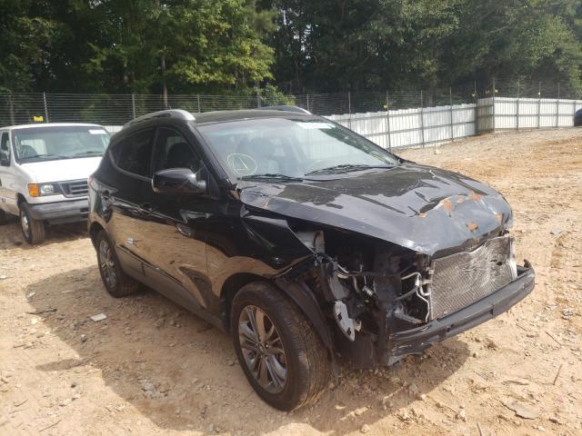 Hyundai salvage cars for sale: 2015 Hyundai Tucson Limited
