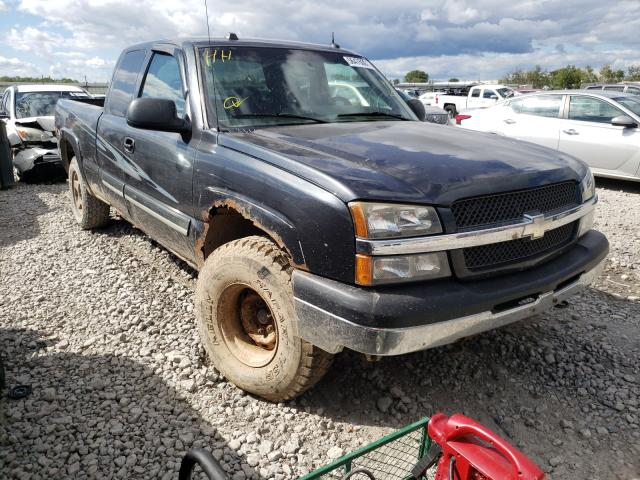 Salvage cars for sale at Appleton, WI auction: 2004 Chevrolet Silverado