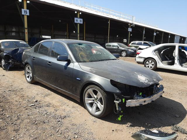 Salvage cars for sale from Copart Phoenix, AZ: 2009 BMW 528 I