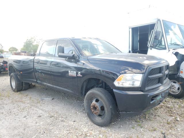 Vehiculos salvage en venta de Copart Elgin, IL: 2018 Dodge RAM 3500 ST