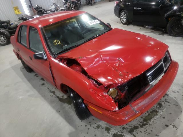 Plymouth salvage cars for sale: 1988 Plymouth Sundance