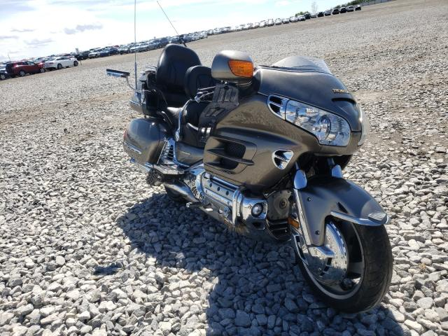 Salvage cars for sale from Copart Earlington, KY: 2004 Honda Goldwing