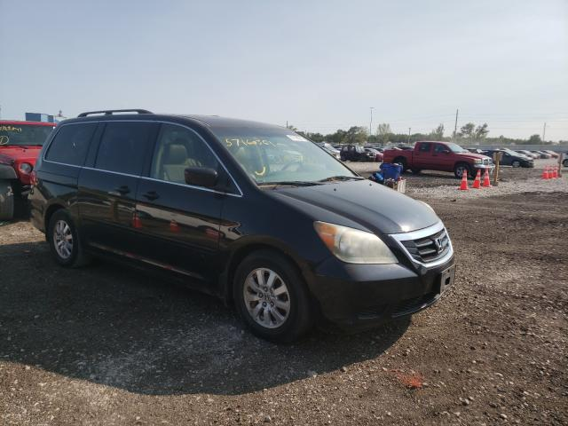 Vehiculos salvage en venta de Copart Des Moines, IA: 2008 Honda Odyssey EX