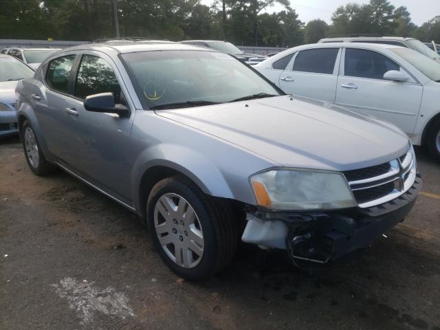 Vehiculos salvage en venta de Copart Eight Mile, AL: 2014 Dodge Avenger SE