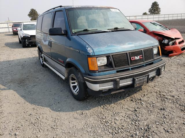 Salvage cars for sale from Copart Airway Heights, WA: 1993 GMC Safari XT