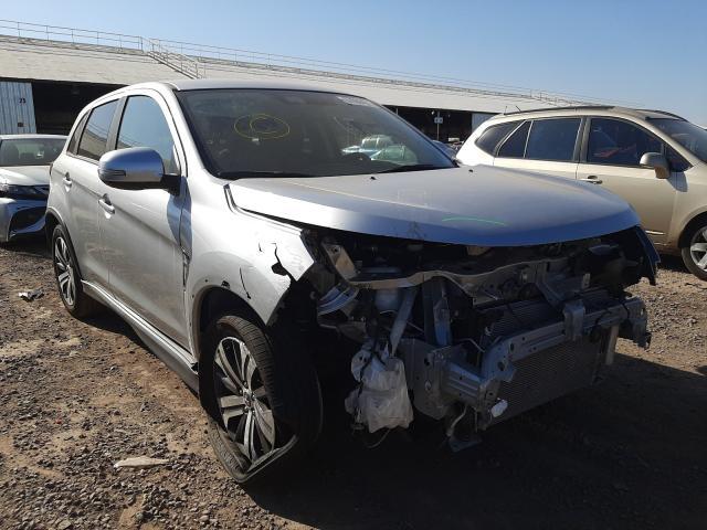Mitsubishi salvage cars for sale: 2021 Mitsubishi Outlander