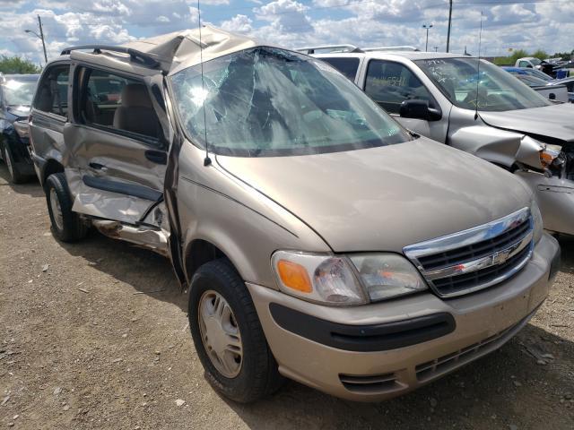 Chevrolet Venture salvage cars for sale: 2004 Chevrolet Venture