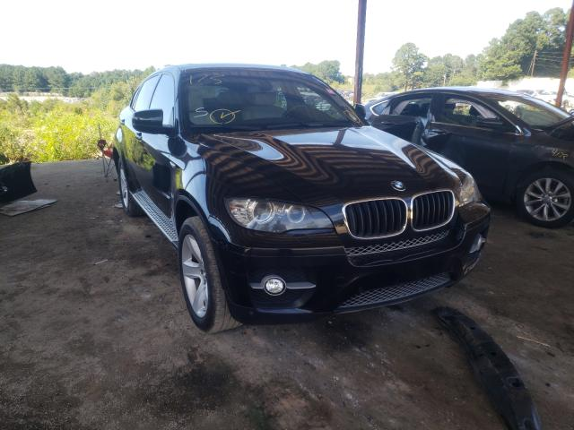 Salvage cars for sale from Copart Fairburn, GA: 2011 BMW X6 XDRIVE3