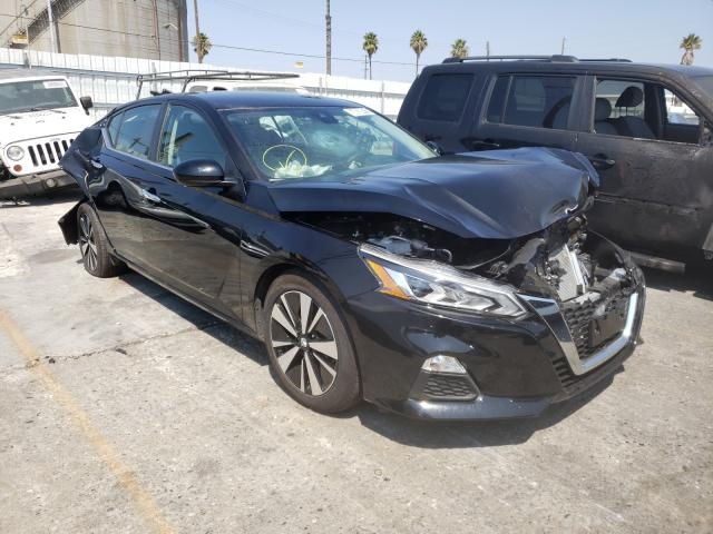 Salvage cars for sale from Copart Wilmington, CA: 2021 Nissan Altima SV