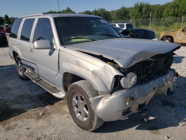 Salvage cars for sale at Prairie Grove, AR auction: 1999 GMC Yukon