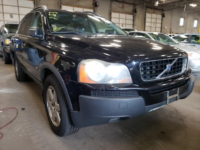 Salvage cars for sale from Copart Blaine, MN: 2004 Volvo XC90