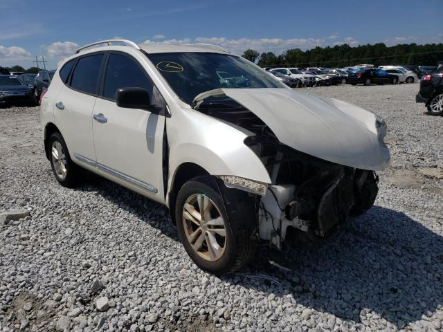 Salvage cars for sale from Copart Loganville, GA: 2015 Nissan Rogue Sele
