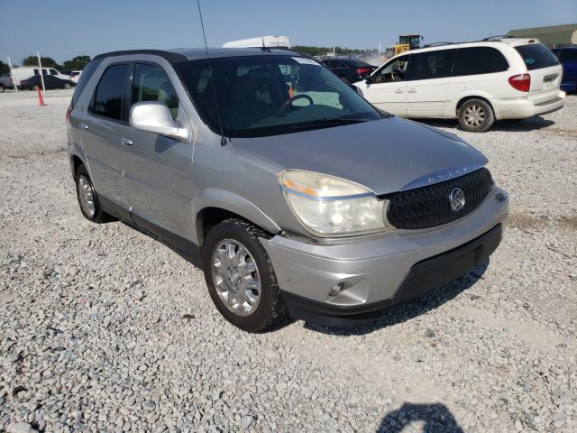 Salvage cars for sale from Copart Prairie Grove, AR: 2006 Buick Rendezvous