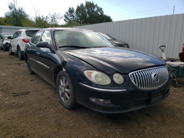 Salvage cars for sale at Columbia Station, OH auction: 2009 Buick Lacrosse C