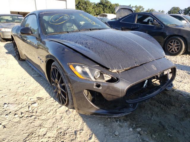 Maserati Granturismo salvage cars for sale: 2014 Maserati Granturismo