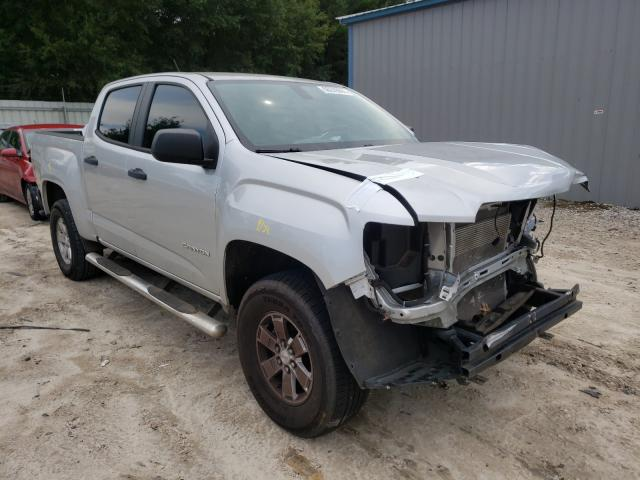 Salvage cars for sale from Copart Midway, FL: 2016 GMC Canyon