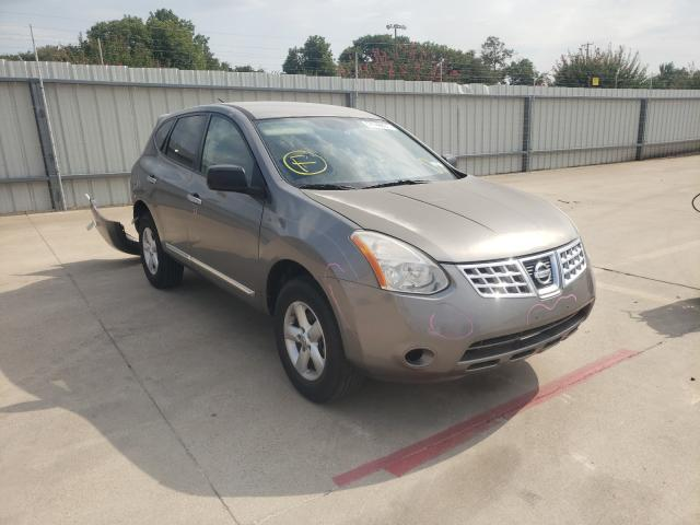 2010 NISSAN ROGUE S JN8AS5MT6AW026573