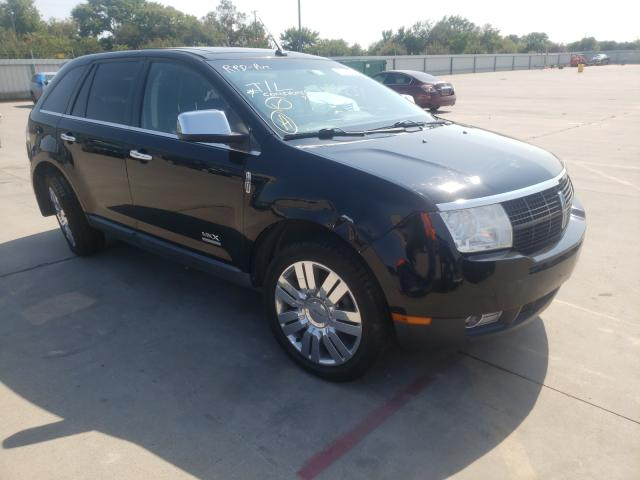 Lincoln salvage cars for sale: 2008 Lincoln MKX