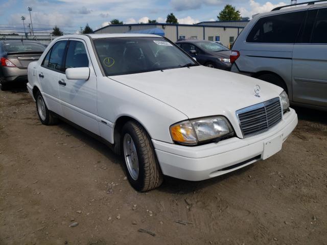 Vehiculos salvage en venta de Copart Finksburg, MD: 1997 Mercedes-Benz C 280