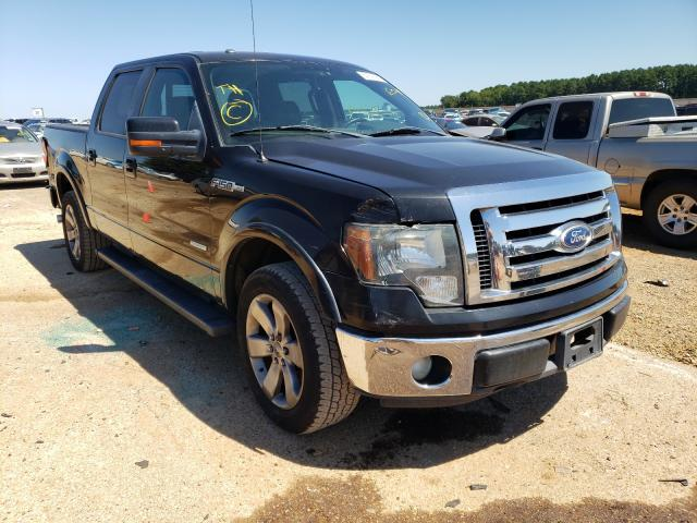 Salvage trucks for sale at Longview, TX auction: 2012 Ford F150 Super