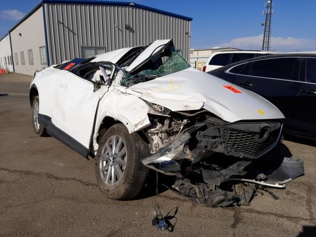 Mazda salvage cars for sale: 2015 Mazda CX-5 Touring