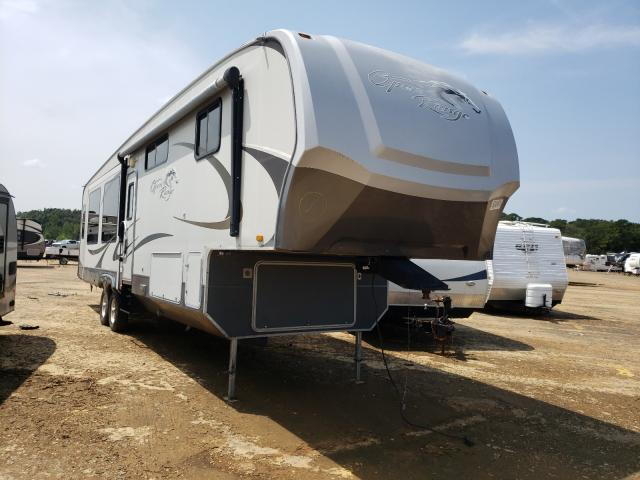 Open Road 5th Wheel salvage cars for sale: 2010 Open Road 5th Wheel