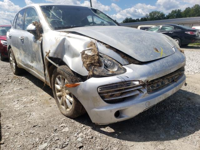 Porsche Cayenne salvage cars for sale: 2013 Porsche Cayenne
