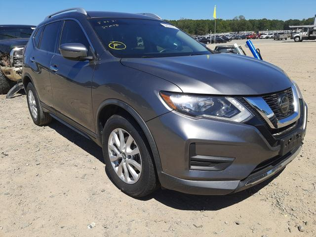 Salvage cars for sale at Conway, AR auction: 2018 Nissan Rogue S