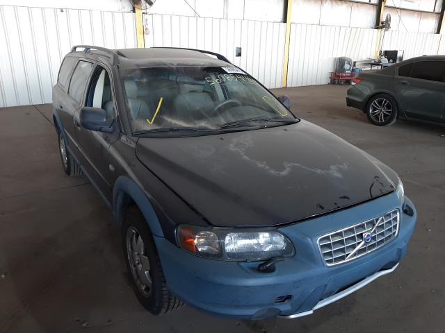 Salvage cars for sale from Copart Phoenix, AZ: 2003 Volvo XC70